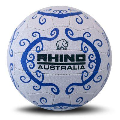 Netball - Rhino Australia Hurricane White