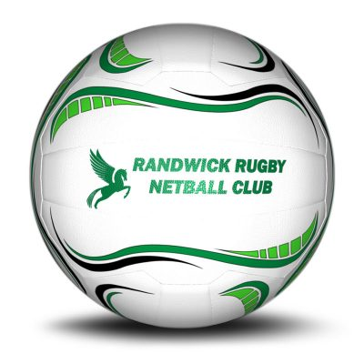 Rhino Custom Netball - Randwick-1
