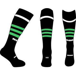 4 Stripe Green
