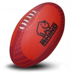 Cyclone AFL Ball Red