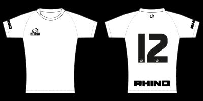 Rhino Rugby Jersey Semi-Fit