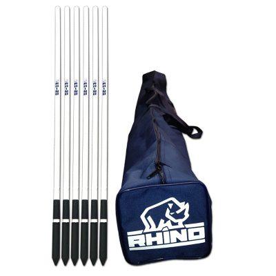Rhino Agility Poles with Bag