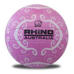 Netball - Rhino Australia Hurricane Pink