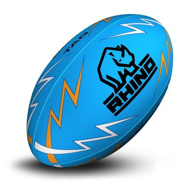 Thunder Bolt Tag Ball Blue