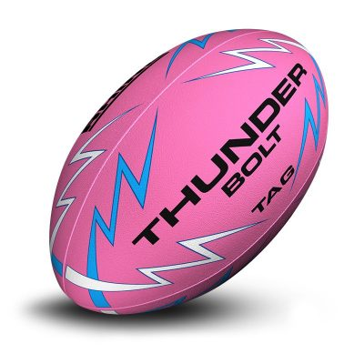 Thunder Bolt Tag Ball Pink