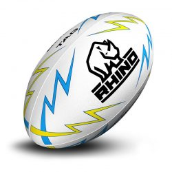 Thunder Bolt Tag Ball White
