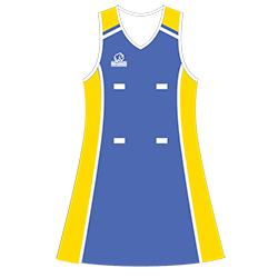 Custom Netball Dresses