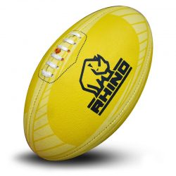Cyclone AFL Ball Yellow