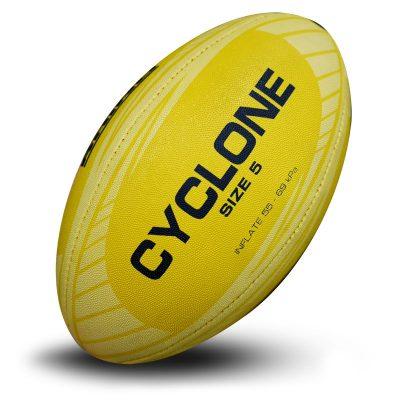 Cyclone AFL Ball Yellow