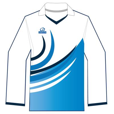 Long Sleeve Football Jersey 2