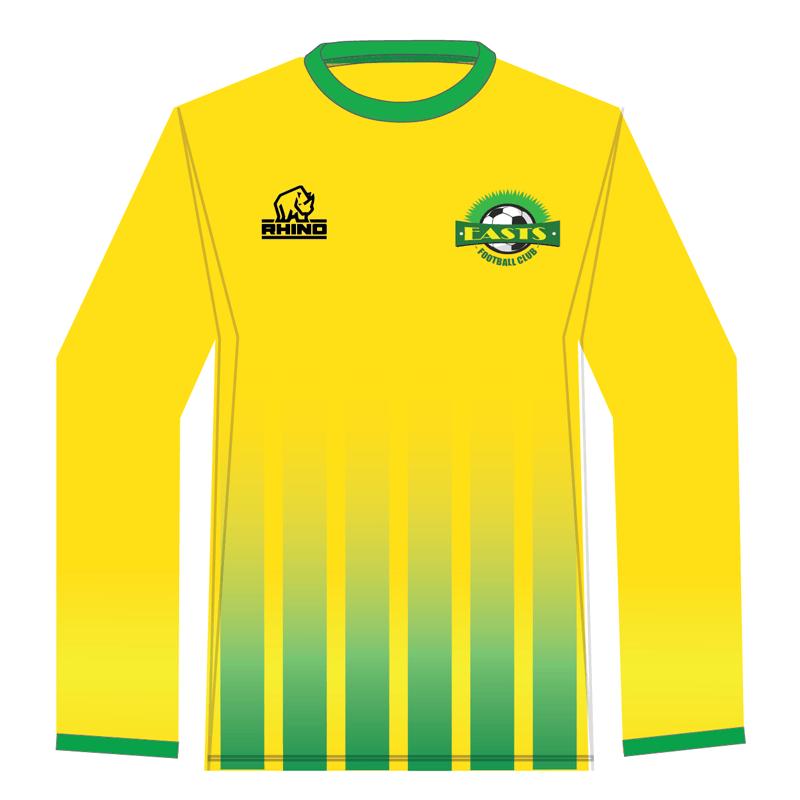 Long Sleeve Football Jersey 3