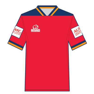 Short Sleeve Football Jersey 1