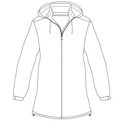 Soft Shell Jacket Front