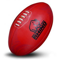 Vortex Pro AFL Ball Red