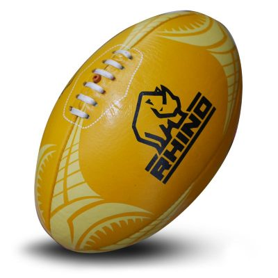 Vortex Pro AFL Ball Yellow