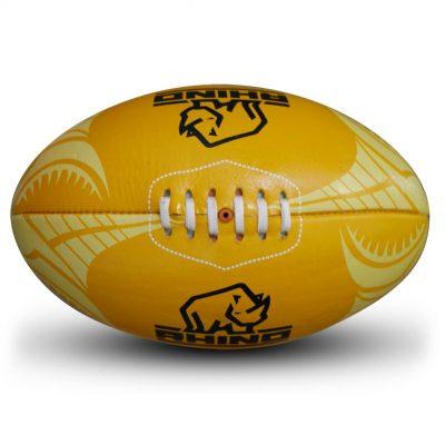 Vortex Pro AFL Ball Yellow