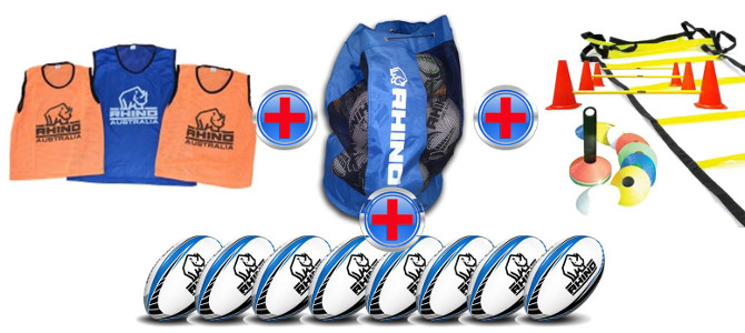 rugby league training bundle package