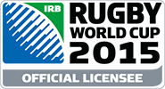 RWC2015 Official Licencee