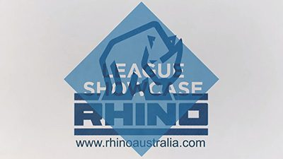 Rhino Australia Rugby League Product Showcase