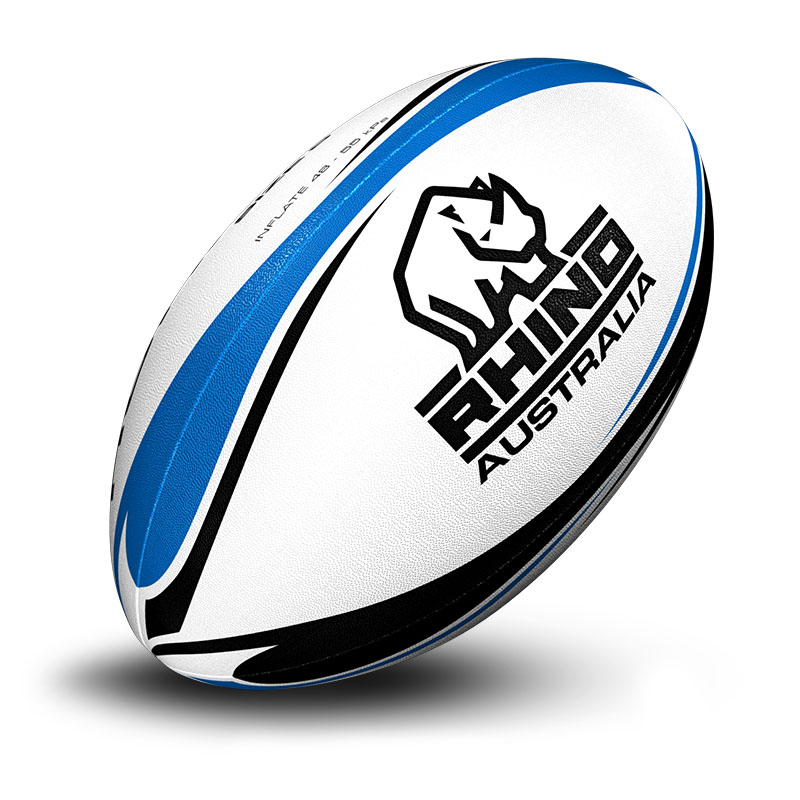 Rhino Australia Hurricane Rugby League Ball. Buy rugby league ball from Rhino Australia