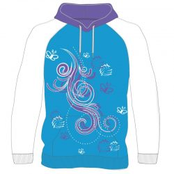 Hoodie Sublimated Front