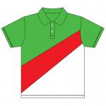 Cut & Sew Polo Shirts