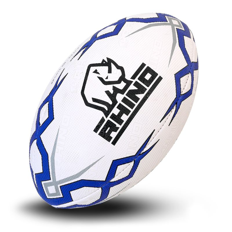 Lightning Strike Touch Football White