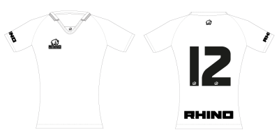 Rhino Rugby Jersey Womens-Fit