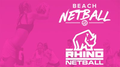 Rhino Australia and Beach Netball