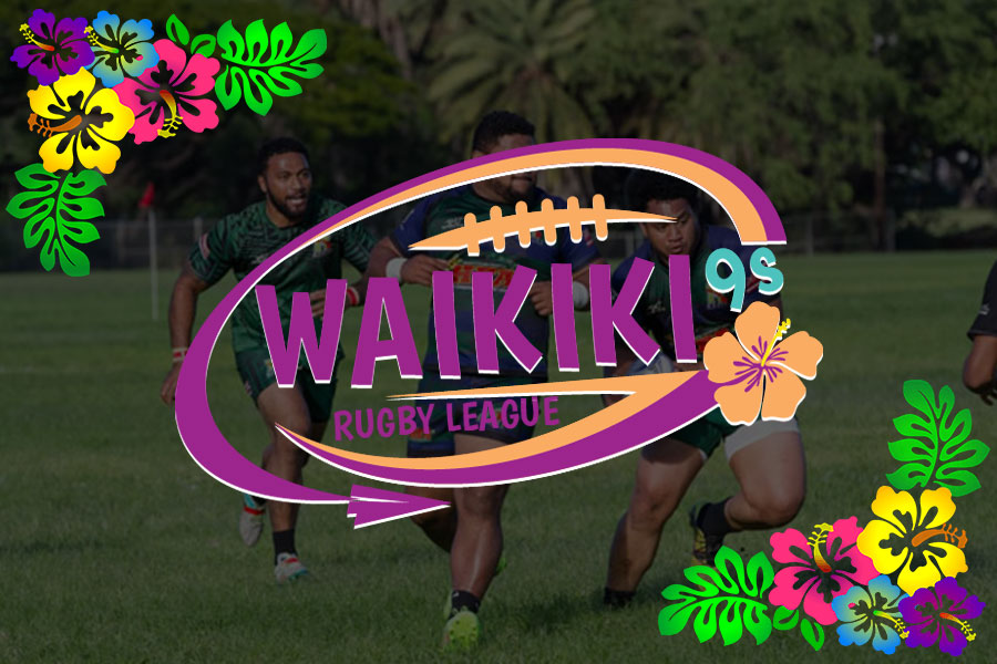 waikiki 9s rugby league tournament