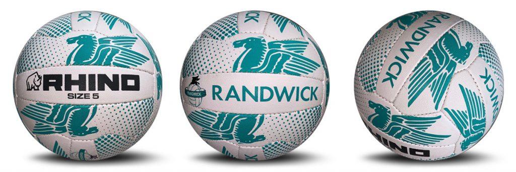 Randwick Custom Netballs